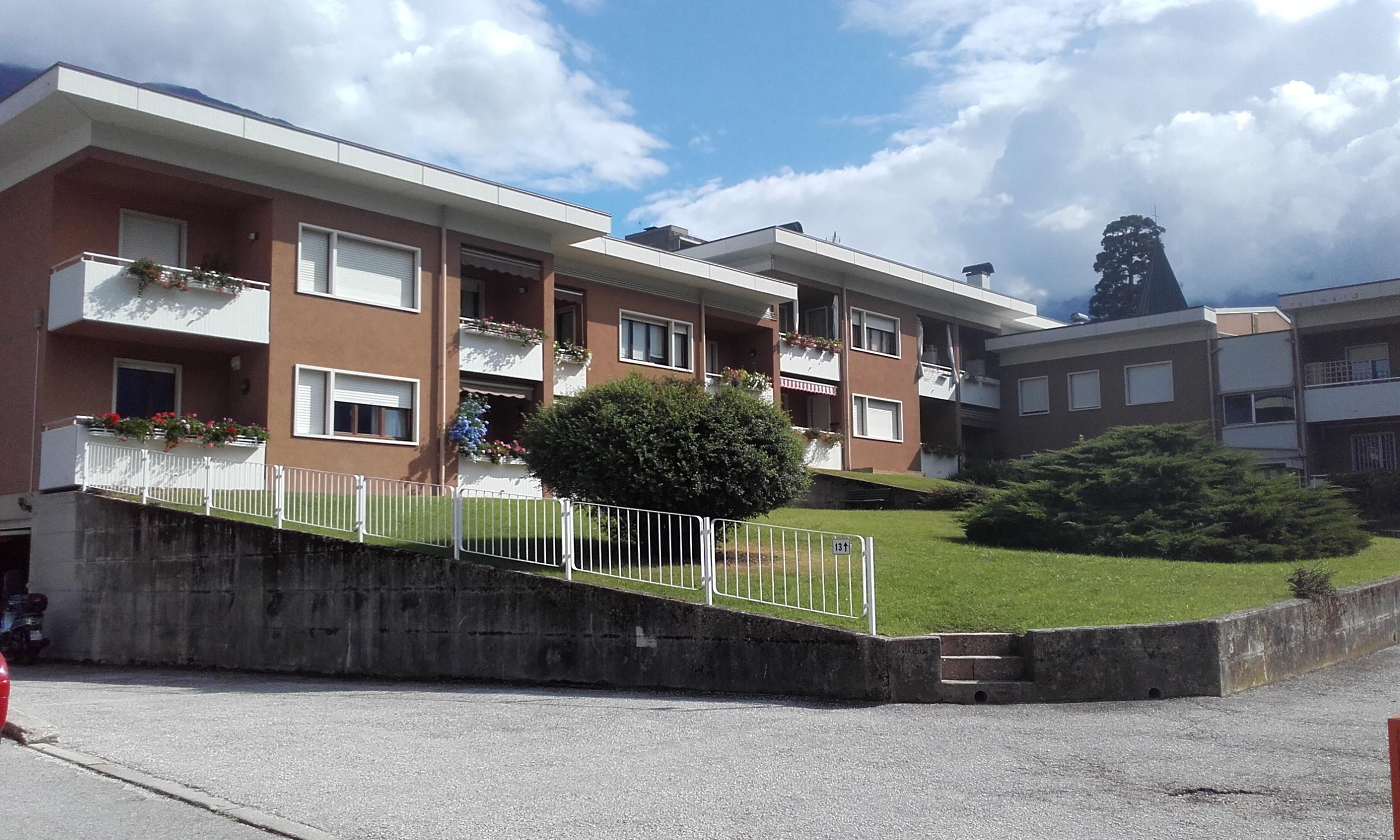 Trento, via Lanzerotti